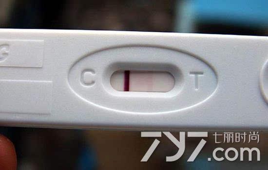 验孕棒出现两条杠确定是怀孕吗图片