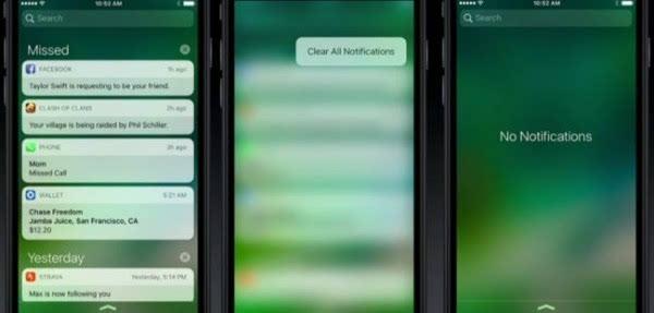 苹果发布iOS 10、macOS Sierra公测版的照片 - 3
