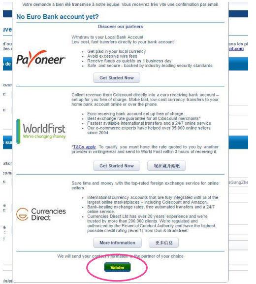 如何注册外贸公�_[运营市场]卖家如何注册cdiscount平台?
