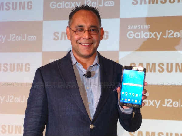 三星发布Galaxy J Max:1335元+7吋巨屏+超大电池的照片 - 2