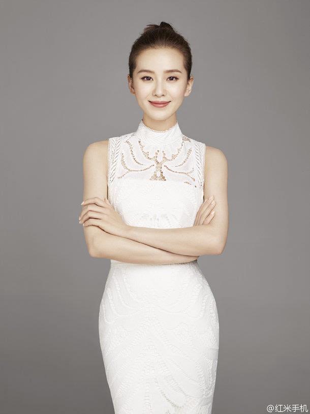 刘诗诗担任红米手机首位女性代言人的照片 - 2