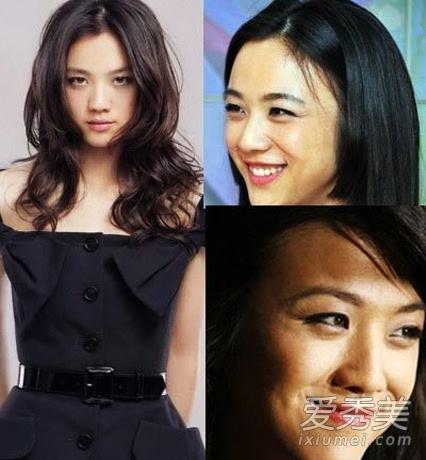 10大漂亮女星素颜照 满脸雀斑惨不忍睹(组图)