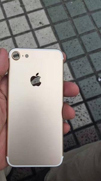 iPhone 7后壳户外曝光,美丑难以名状的照片 - 2