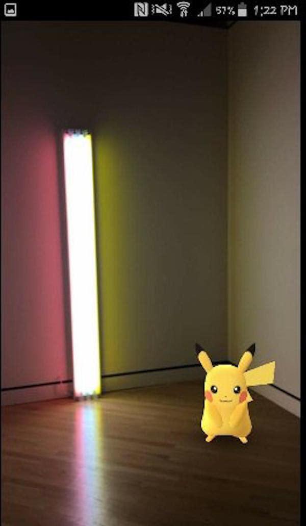 到处都在抓Pokémon小精灵,店家兴奋得不得了的照片 - 3