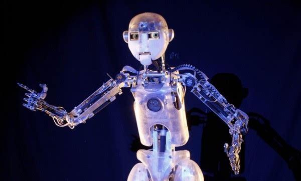 盘点全球最先进的十大仿人机器人的照片 - 9