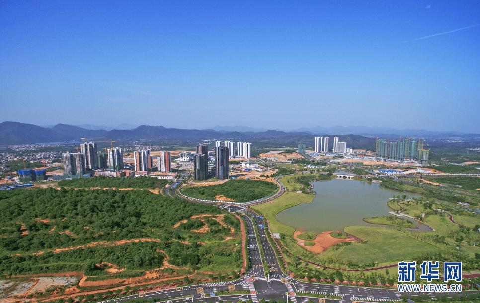 中新广州知识城与西门子共建智慧生态科技展示中心