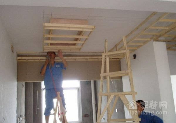 集成吊顶安装方法 吊顶安装简单来