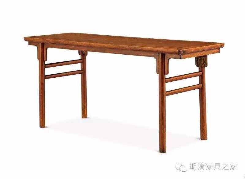 古风建筑手绘桌子
