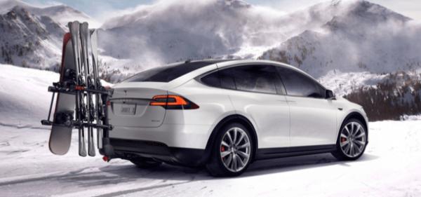75.44万元:特斯拉发布Model X入门款SUV车型60D的照片 - 3