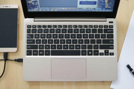 Andromium的Superbook将智能手机变成一台笔记本电脑的照片 - 1