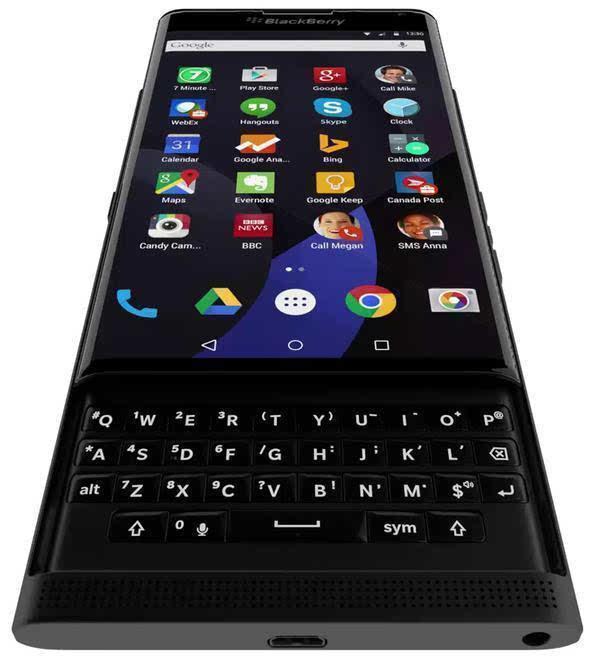 终于等到你:黑莓priv用户终于获得android6.0推送