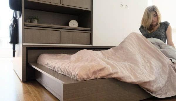 """这款""""变形""""家具机器人能够充分利用居住空间的照片 - 3"""