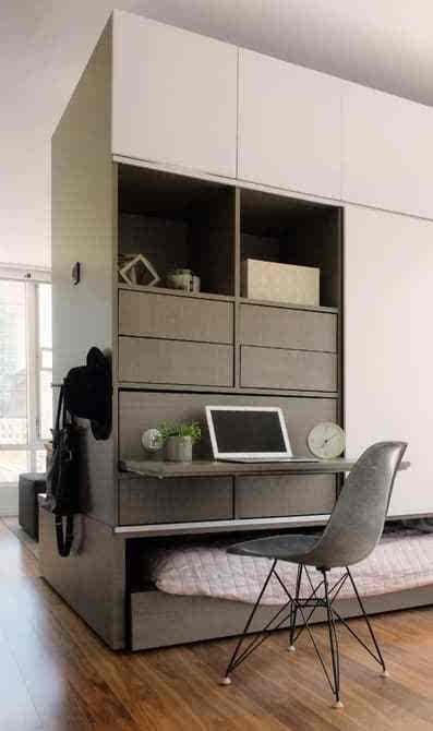 """这款""""变形""""家具机器人能够充分利用居住空间的照片 - 4"""