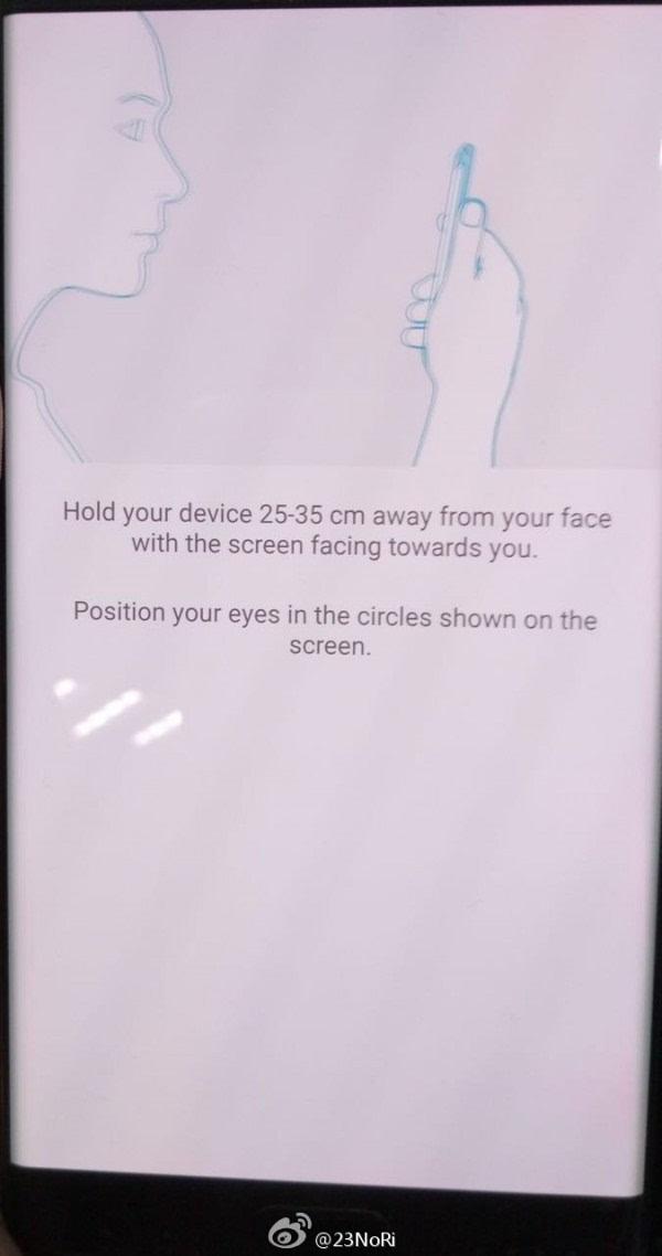 三星Note 7虹膜识别揭秘:夜间可用 比指纹快的照片 - 2