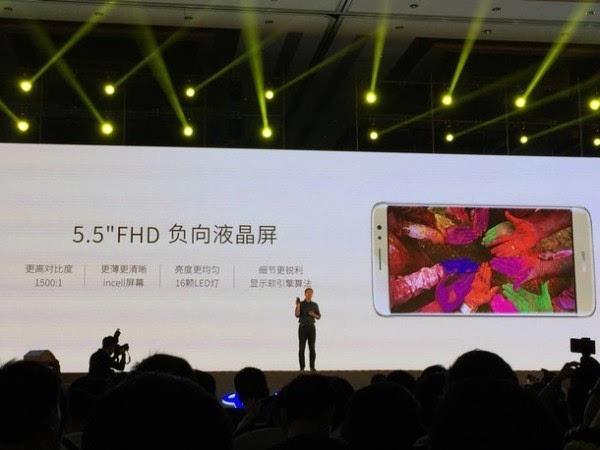 售价2399元起:华为麦芒5正式发布的照片 - 5