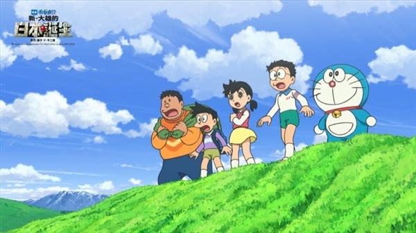 《哆啦A梦》新剧场版国内定档:大雄喜当爹的照片 - 3