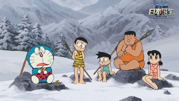 《哆啦A梦》新剧场版国内定档:大雄喜当爹的照片 - 4