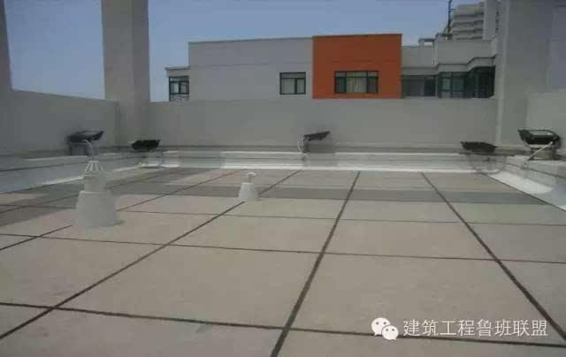 屋面工程这些常见的质量问题如何治理?图片