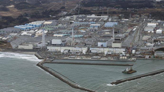 """日本首提福岛核电站处理:可能用""""石棺""""封堆并最终报废"""