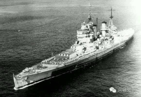 二战著名战列舰排行榜 下篇