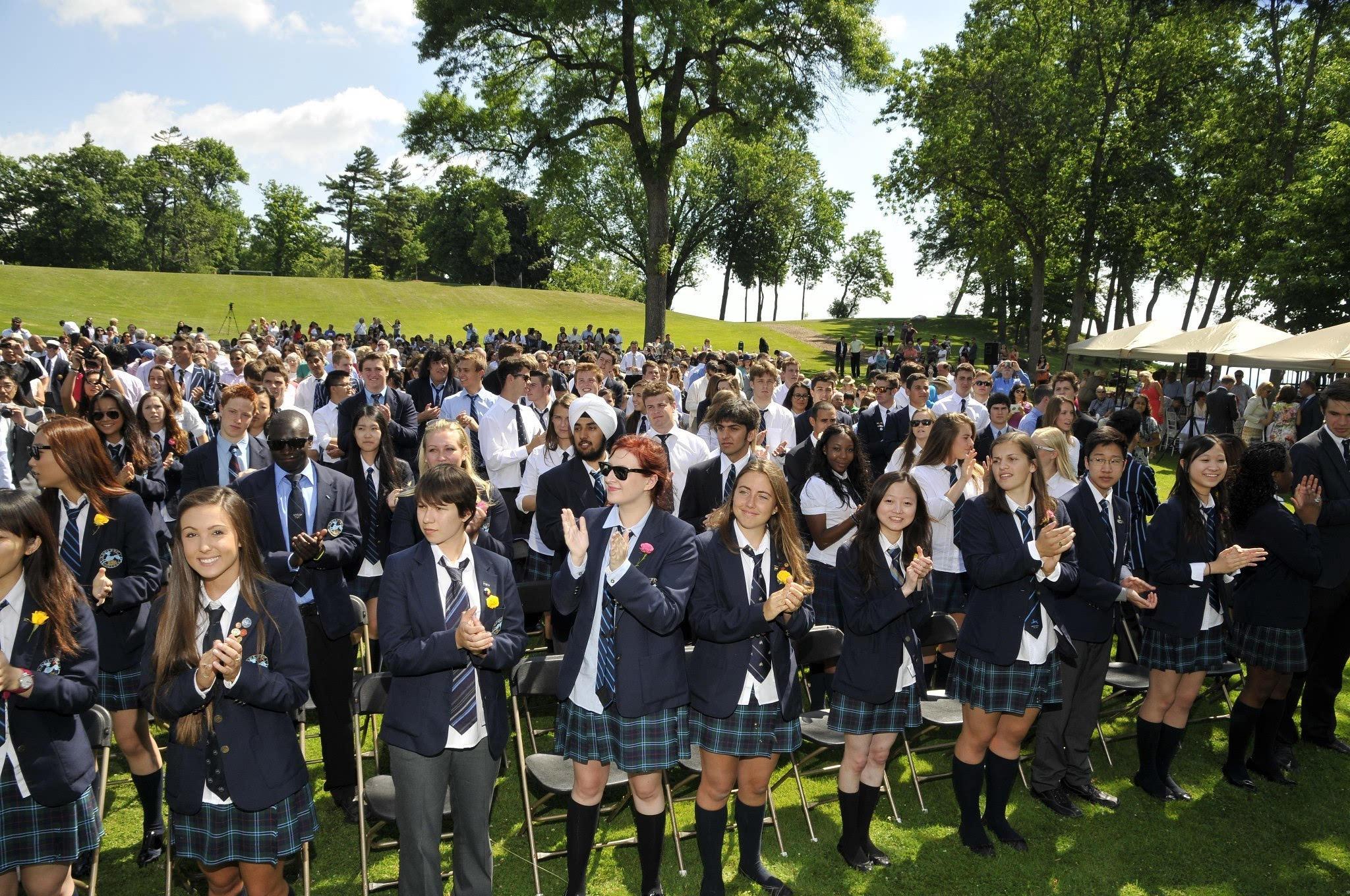 加拿大私校顶级贵族,全加排名第五-艾普比白色学院连裤袜好高中生吗穿图片