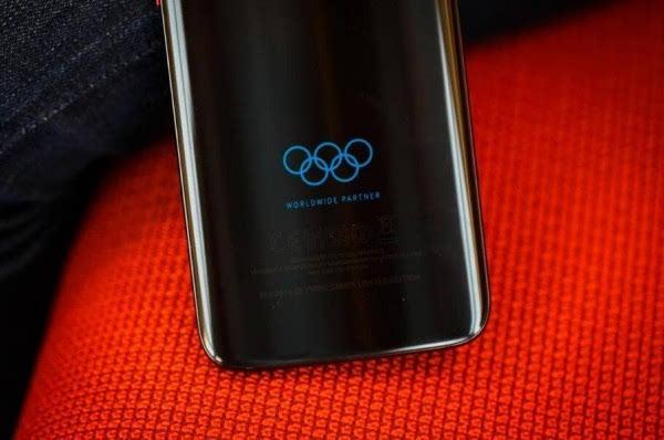 三星Galaxy S7 Edge奥运限量版图赏的照片 - 6