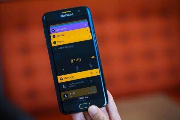三星Galaxy S7 Edge奥运限量版图赏的照片 - 9