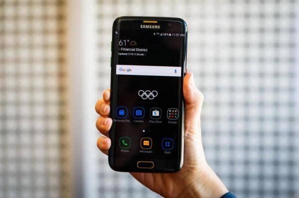 三星Galaxy S7 Edge奥运限量版图赏的照片 - 14