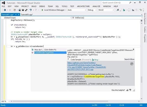 微软为Visual Studio开发助手拓展C++支持[下载]的照片 - 1