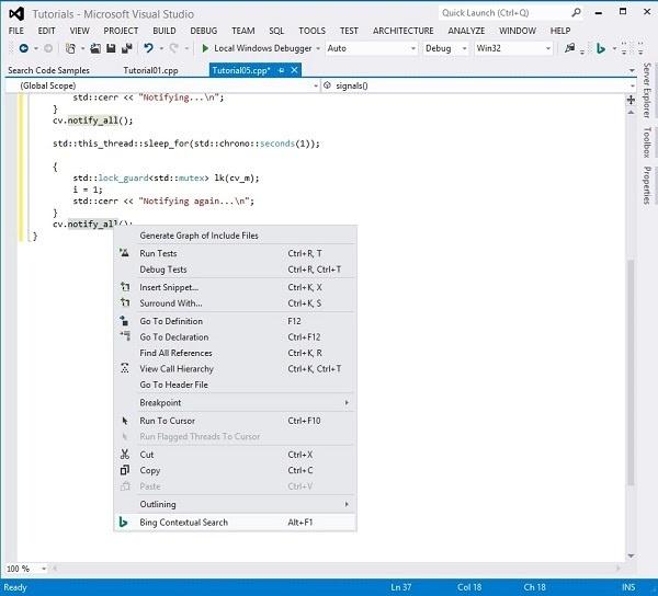 微软为Visual Studio开发助手拓展C++支持[下载]的照片 - 4
