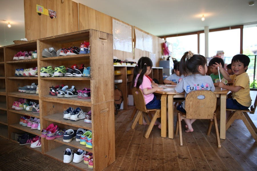 """中国幼儿园不知道的十大日本教育""""怪状""""!"""