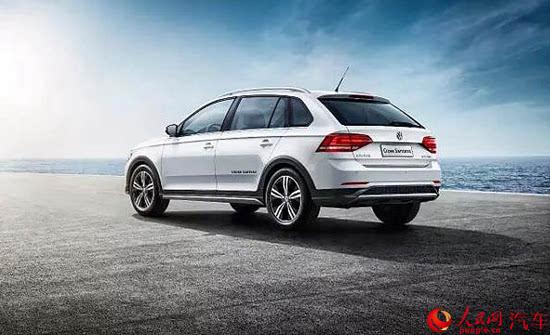上汽大众cross桑塔纳将9月上市 扩充跨界车产品线