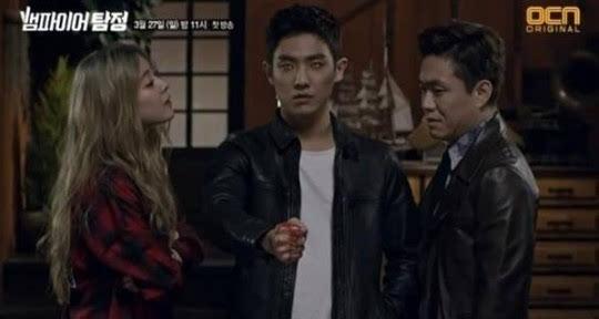 《吸血鬼侦探》公开预告 李准变身魅力吸血鬼 : kpop
