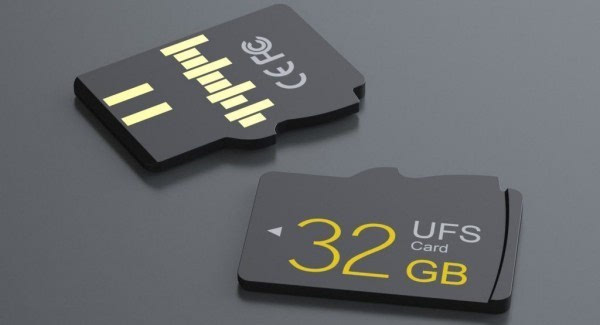三星猛吹的UFS储存卡是啥 取代microSD卡江湖地位?的照片 - 5