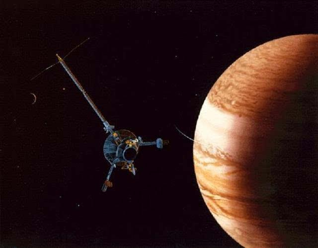 太阳系行星木星的真实样貌