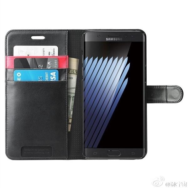 三星Galaxy Note 7渲染图曝光 来自保护套厂商的照片 - 6