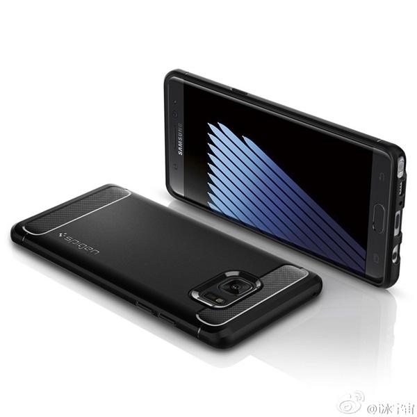 三星Galaxy Note 7渲染图曝光 来自保护套厂商的照片 - 8