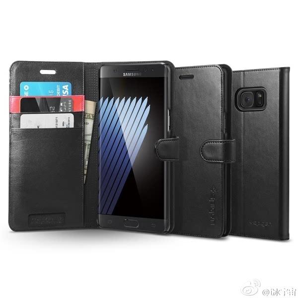三星Galaxy Note 7渲染图曝光 来自保护套厂商的照片 - 9
