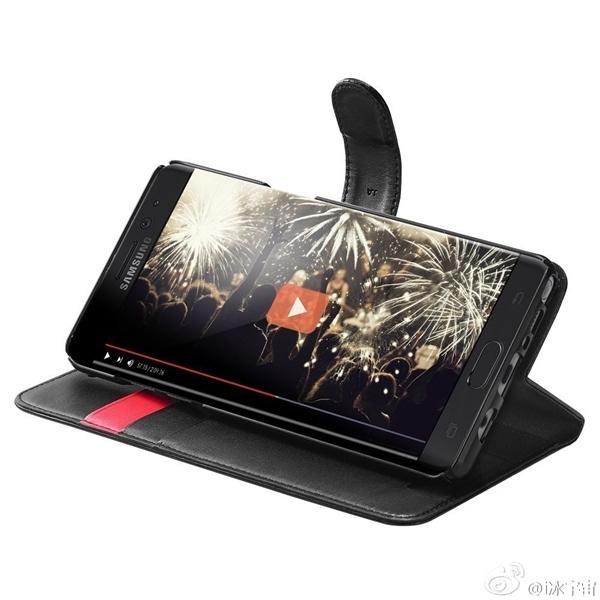 三星Galaxy Note 7渲染图曝光 来自保护套厂商的照片 - 10