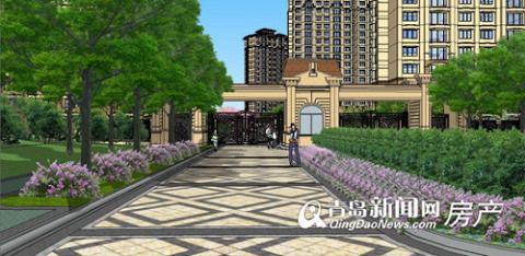其它 正文  青岛新闻网提供项目信息: 鲁信随珠花园(网上售楼处楼盘