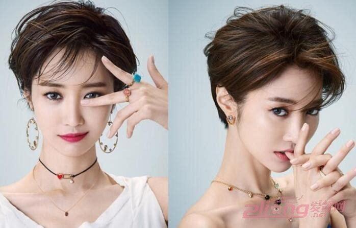 2016年韩国流行女生短发 提升辨识度最佳发型图片