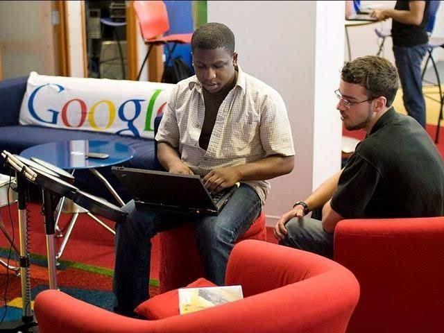 互相关爱 谷歌允许员工互相捐赠休假时间的照片