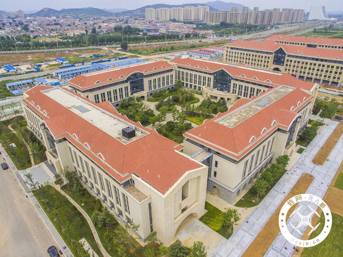 山东大学中心校区数学楼平面图图片