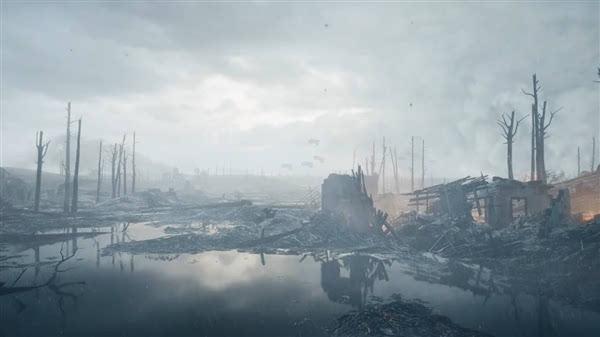 真不是电影 《战地1》动态天气展示流出的照片 - 4