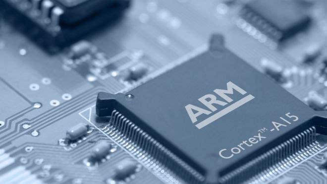 软银拟234亿英镑收购芯片设计厂商ARM的照片 - 2