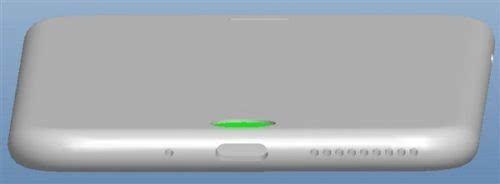 疑似iPhone 7 Plus 3D工程图曝光: 双摄像头的照片 - 2