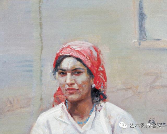 中国美院杨参军 我将自由的视觉之 游 ,变成一种精神的解脱和释放图片