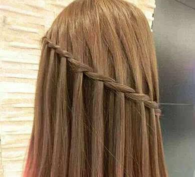 各种辫子发型扎法,打造夏日柔美气息!图片