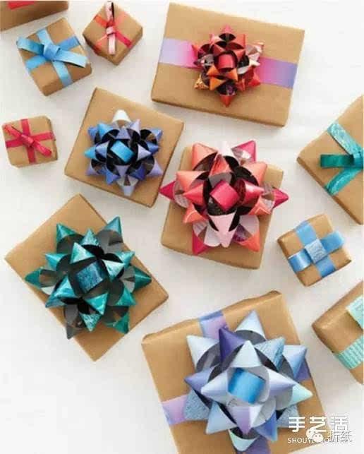 简单立体花的折法图解 折纸立体花朵的方法