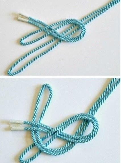 [ ]几款手链编织方法教程,有兴趣的童鞋可以收藏自己试试哦